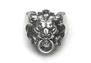 BALYCK Lion Head Cuff